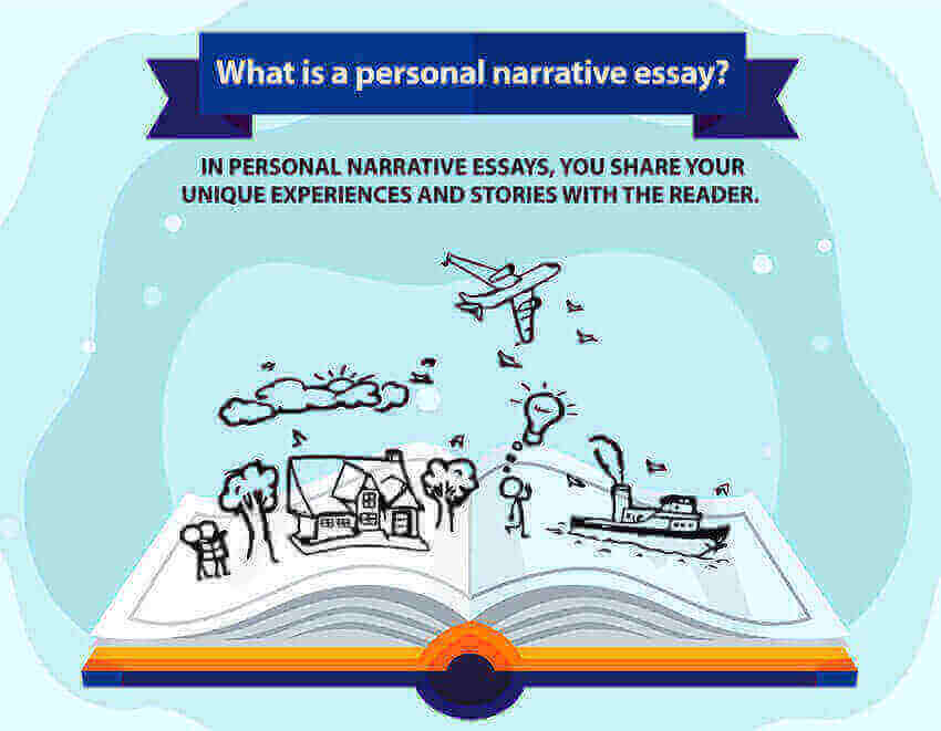 What is a personal narrative essay?