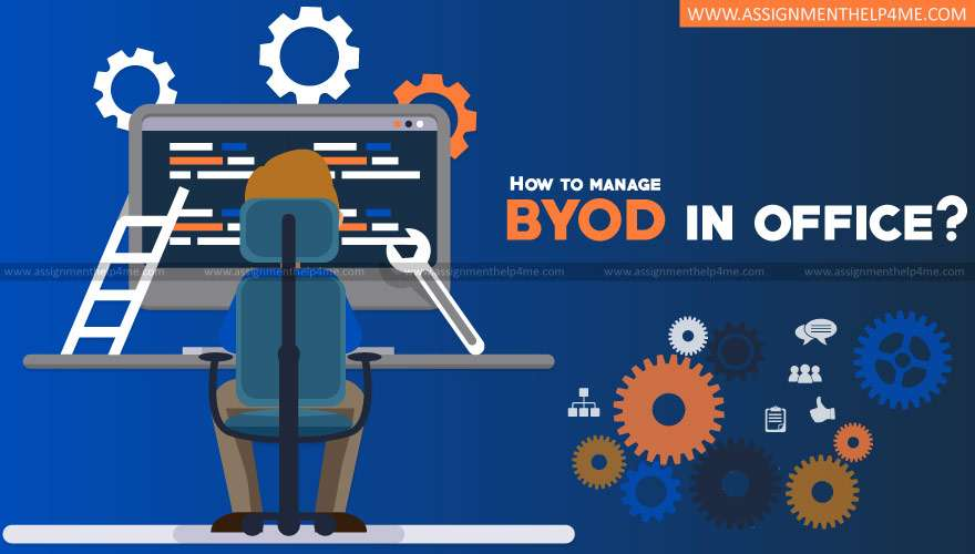 How To Manage BYOD In Office?