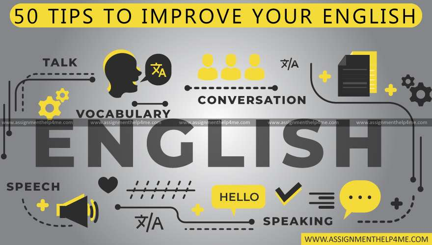 50 Tips to Improve Your English