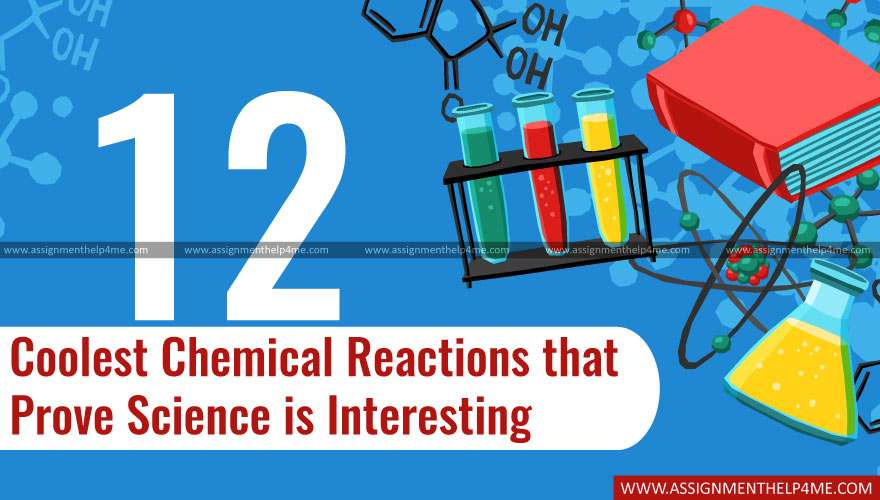 12 Coolest Chemical Reactions that Prove Science is Interesting