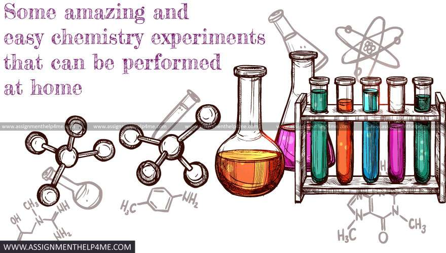 Some Amazing and Easy Science Experiments That Can Be Performed at Home
