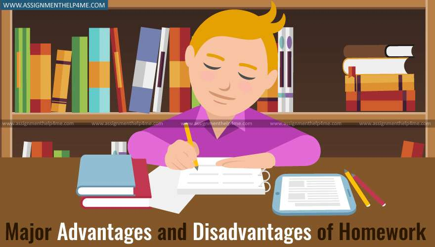 Major Advantages and Disadvantages of Homework