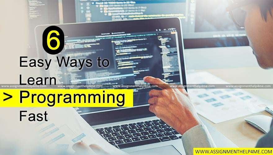 6 Easy Ways to Learn Programming Fast