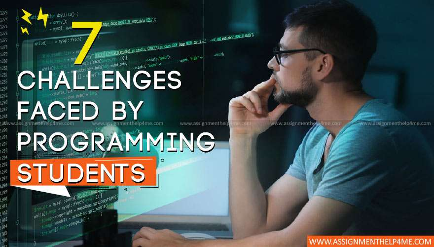 7 Challenges Faced by Programming Students