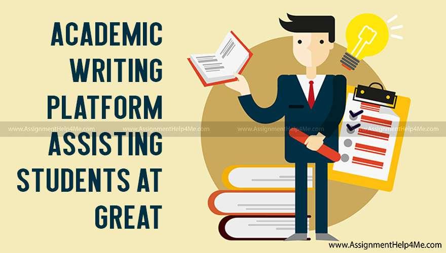 Academic Writing Platform Assisting Students at Great