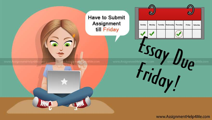 How to Deal With a Tight Assignment Deadline!