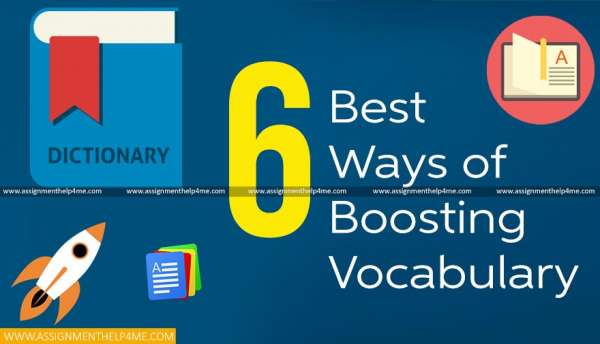 6 Best Ways of Boosting Vocabulary