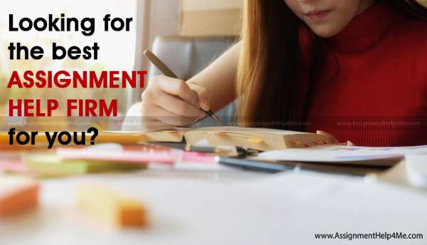 Looking For the Best Assignment Help Firm for You?