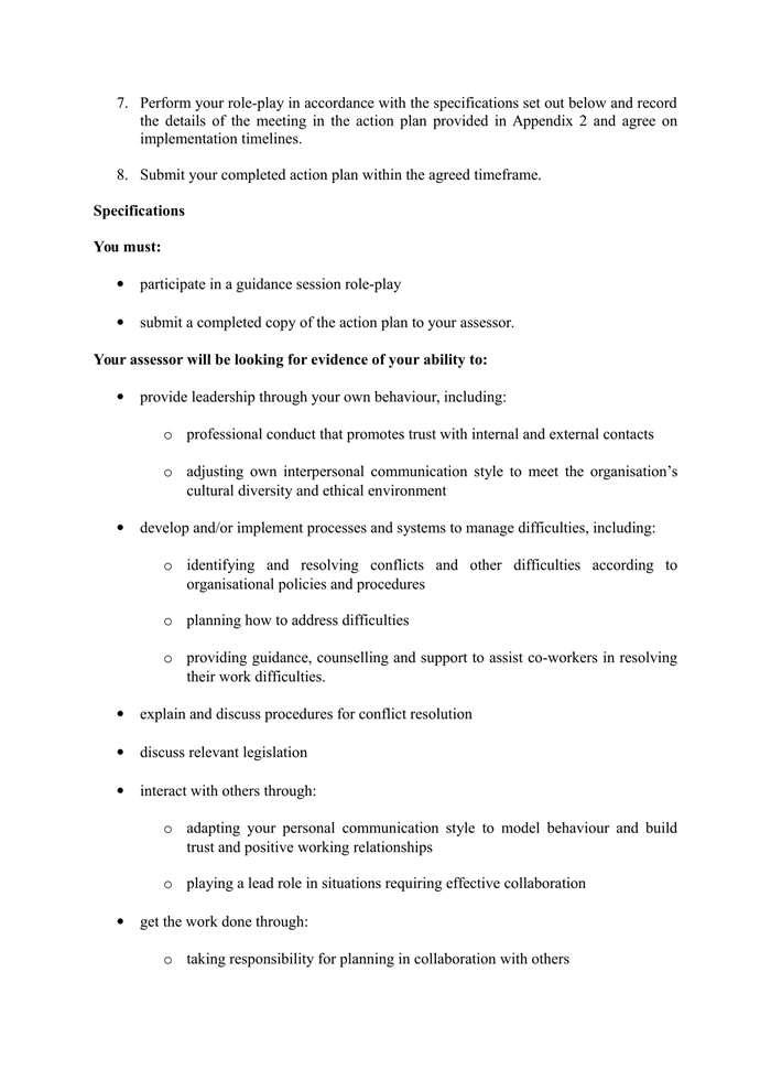 BSBLDR502 - Assessment 3 Resource - IT-2