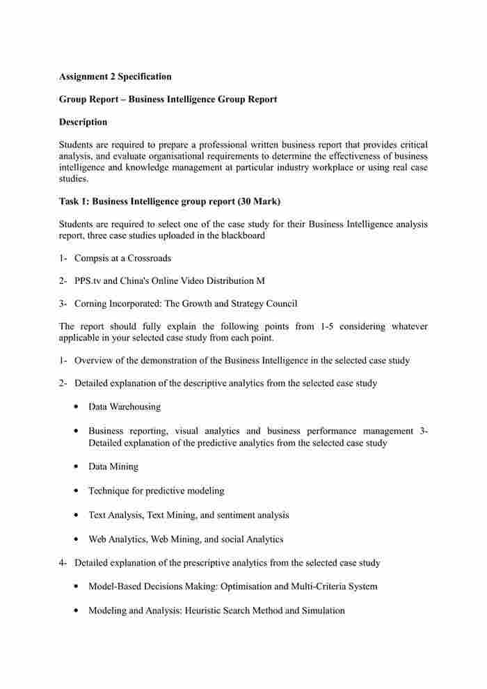 Business Case and Requirements Specification-1