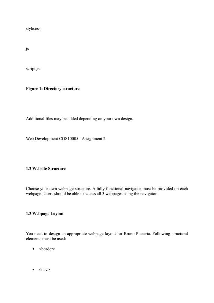 COS10005 - Web Development - Information Technology-2