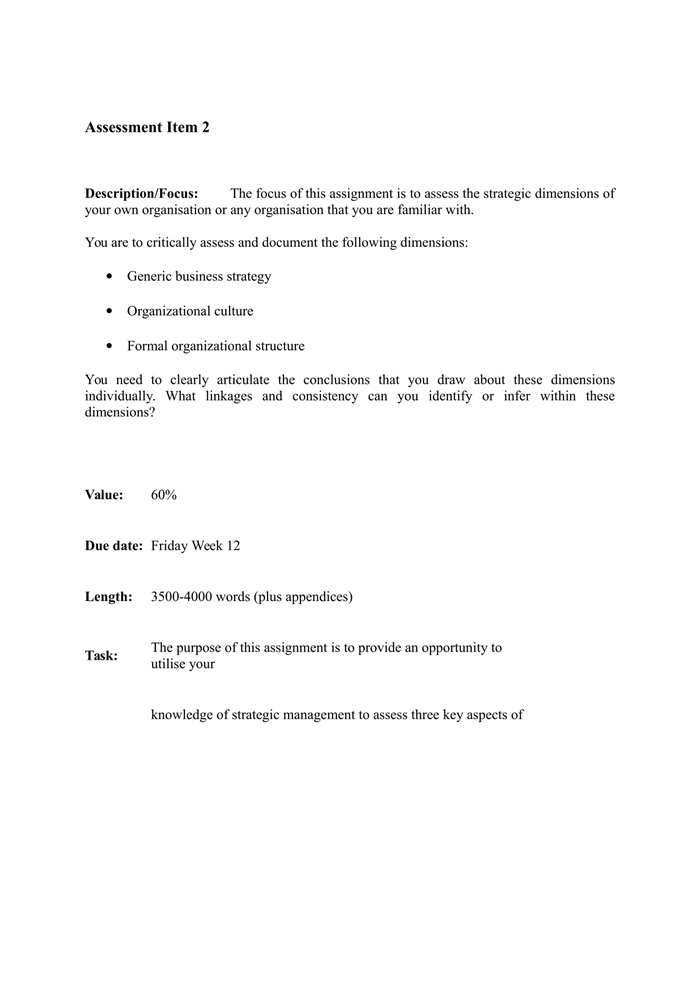 MAN508 - Organisational Strategy and Leadership - Management-8